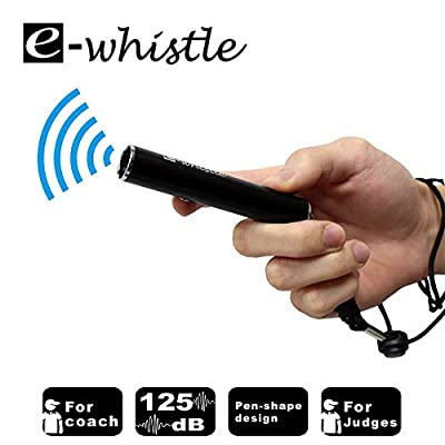 e-whistle Electronic Whistle | For Hiking, Camping, Self Defence, Sports Activity | SUPER LOUD!