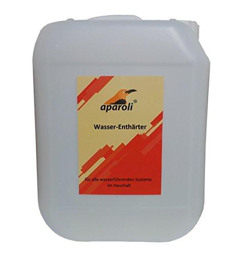 Aparoli waterontharder, 10 liter voor wasmachines, strijkijzer of hogedrukreiniger, 341507