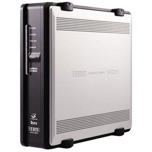 I-O DATA HDH-U250SR iSPIS USB外付型セキュリティHDD250GB