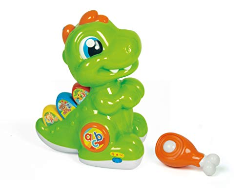 Clementoni dentino Dinosauro biracchino - Interactive Toy Imported from Italy