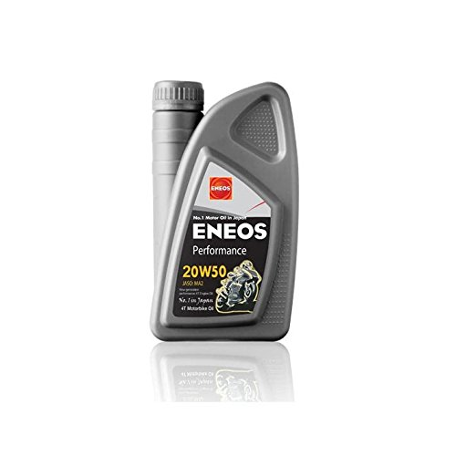 ENEOS motorolie minerale 4T ENEOS Performance 20 W50 1 liter (motorolie 4T)/Mineral Oil 4T ENEOS Performance 20 W50 1 liter (motorolie 4T)