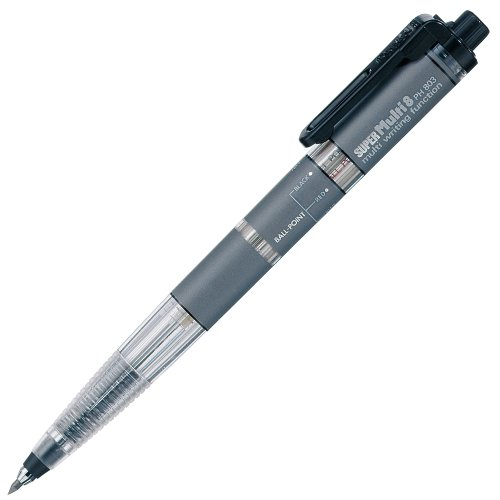 Pentel Super Multi 8 0.7 mm Ballpoint Pen 2 mm Lead Holder (japan import)