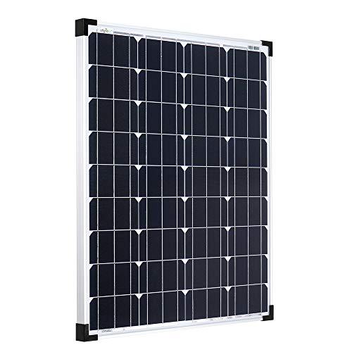 Offgridtec® 80W Solarmodul 12V - 80 Watt Solarpanel Solarzelle Photovoltaik Modul