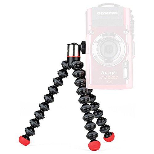 Joby GorillaPod Magnetic 325 Flexible Mini-Tripod, with A Bonus ZAYKiR Phone Adapter