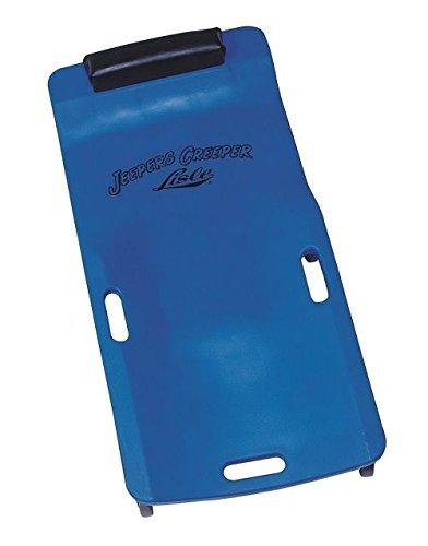 Lisle LIS94102 Low Profile Plastic Creeper- Blue