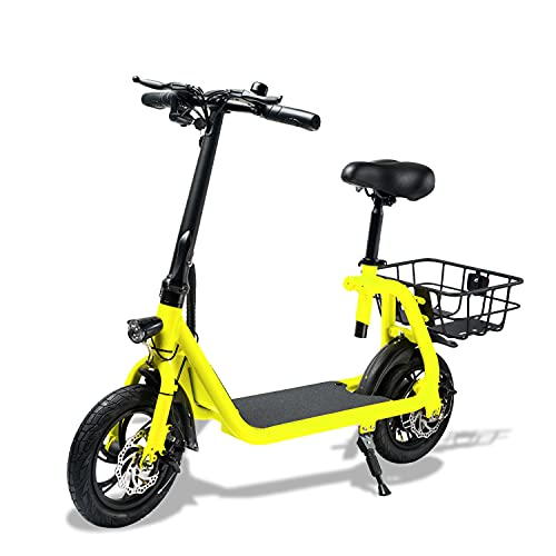 Beston Sports Light Weight Folding Electric Bike for Adult Electric...