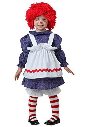 Toddler Ragdoll Costume