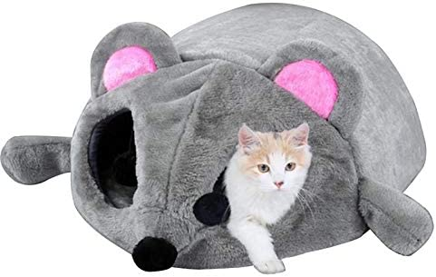 Cat Max SEAL limited product 61% OFF Bed House Cave Caves Tunnel Pupp Warm Pet