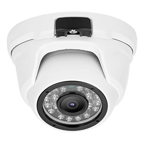 Cámara Cámara de vigilancia Cámara de seguridad Cámara De La Cúpula, Cámara Analógica Coaxial AHD 1080P PIR Infrarrojos HD Conch Cúpula CAM IP66 5MP Seguridad Monitor Interior AC100V-240V Enchufe De L
