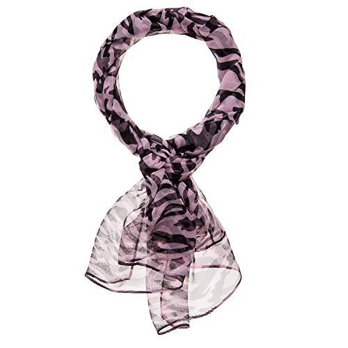 Vikings Unisex sjaal doek tijger dierprint