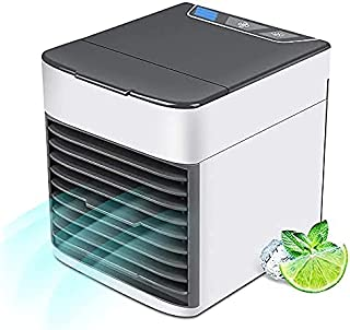 T&S Mini Portable Air Cooler Fan Arctic Air Personal Space Cooler The Quick & Easy Way to Cool Any Space Air Conditioner D...
