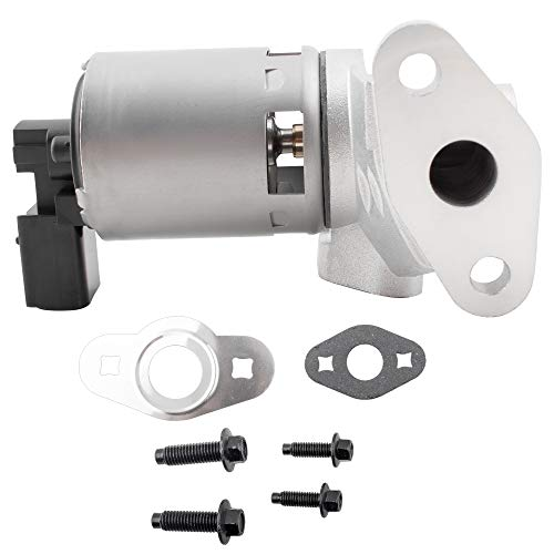 BOXI EGR Exhaust Gas Recirculation Valve Compatible with Chrysl-er Pacifica Sebring Town & Country Dod-ge Avenger Journey Nitro Replace # EGR4396 4593888AA