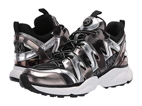 Michael Michael Kors Hero Trainer Black/Silver 9.5 M