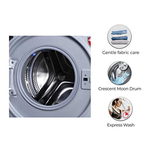 IFB 6 kg 5 Star Fully-Automatic Front Loading Washing Machine (Diva Aqua BX, White|Black matte, Aqua Energie,Crescent Moon Drum,Laundry... 4
