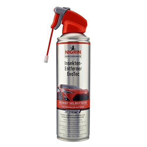NIGRIN 72926 Performance Insekten-Entferner, 500 ml