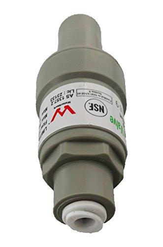 Druckminderer Druckreduzierer für Geräte mit Wasserschlauch 1/4