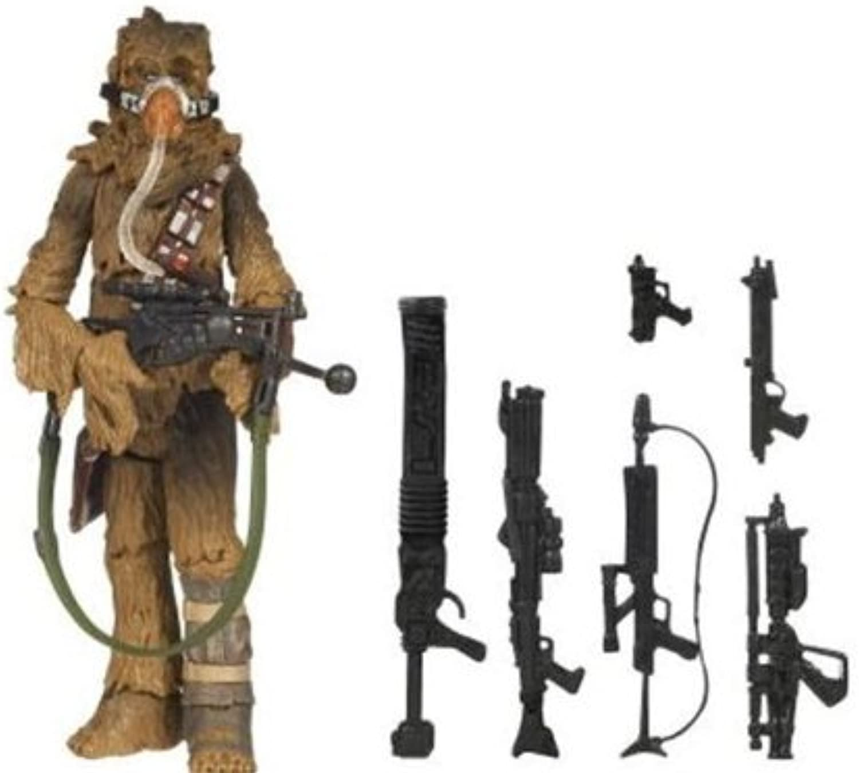 2009 Star Wars Saga Legends Chewbacca, 0.2cm Figure.