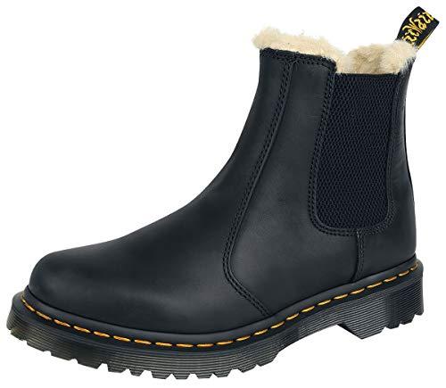 Dr. Martens Damen 2976 Leonore Chelsea Boots, Schwarz (Black 001), 40 EU