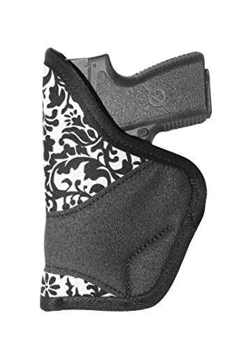 Crossfire Elite Rebel Pocket Conceal-Carry Holster, Spark Sub-Compact, Ambidextrous, 02 Sub-Compact (CRF-REBSPKS-2)
