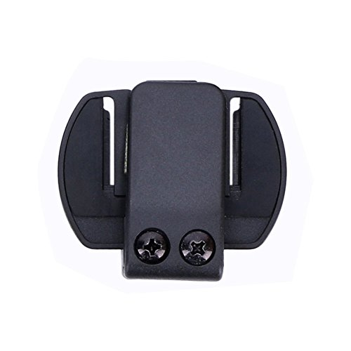 VNETPHONE Clip Set Accesorios para Moto Casco Bluetooth intercomunicador Interphone Auriculares V6...