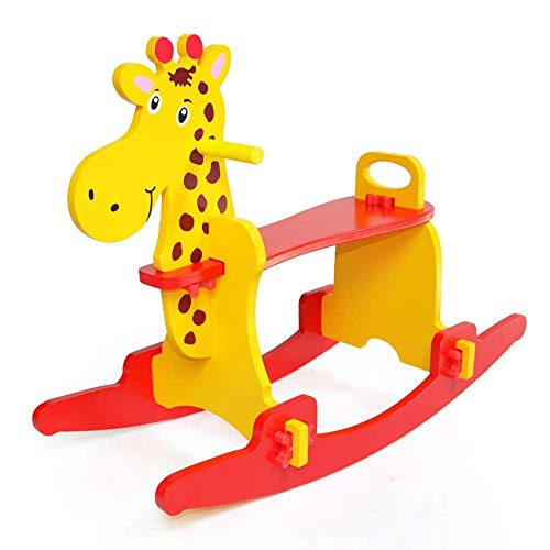 Best Review Of YHLZ Rocking Horse, Children's Rocking Horse Rocking Chair Children's Educational Toy...