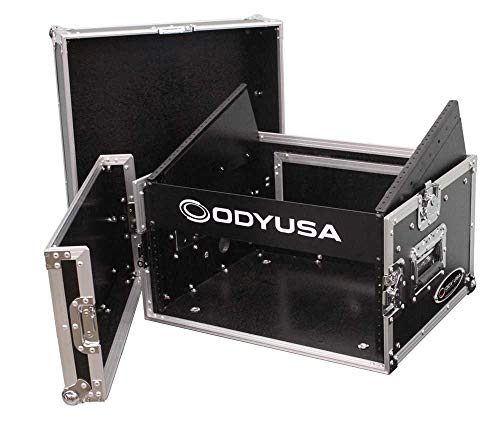 Odyssey Innovative Designs FR0804 Flight Ready Combo Rack...