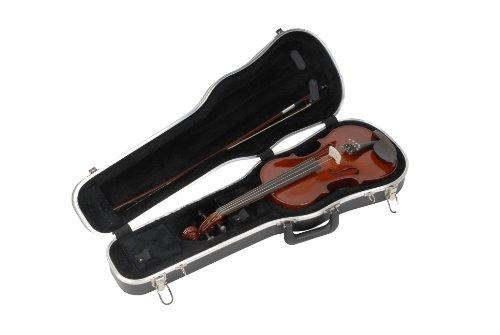 SKB Deluxe - Maleta para violín 3/4