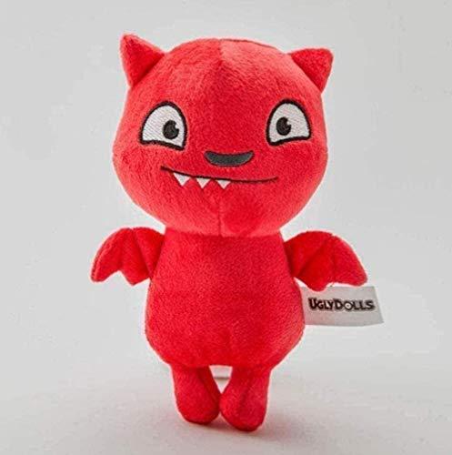 NC56 Uglydoll Plush Toy Cartoon Anime Ox Moxy BABO Plush Toy Uglydog Soft Stuffed Plush Dolls Ugly Gifts for Children Kids 18Cm