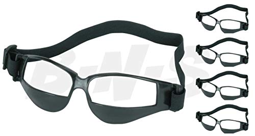 Why Should You Buy 5 Pack Heads Up Basketball Dribble Dribbling Specs Goggles Glasses Training AID