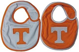 Tennessee Volunteers Baby Bibs: 2 Pack