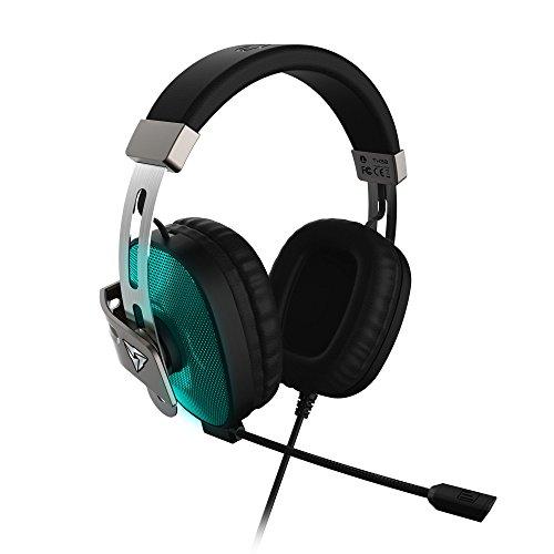 ThunderX3 TH30 Glow, cuffie, Glow, stereo 2.1, microfono rimovibile, PC / cellulare