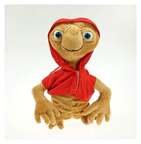 Juguete Felpa Alien Muñeca de Peluche Toythe La película Muñeca Suave rellena extraerrestre con Tela niños 25 cm (Color : 25cm)