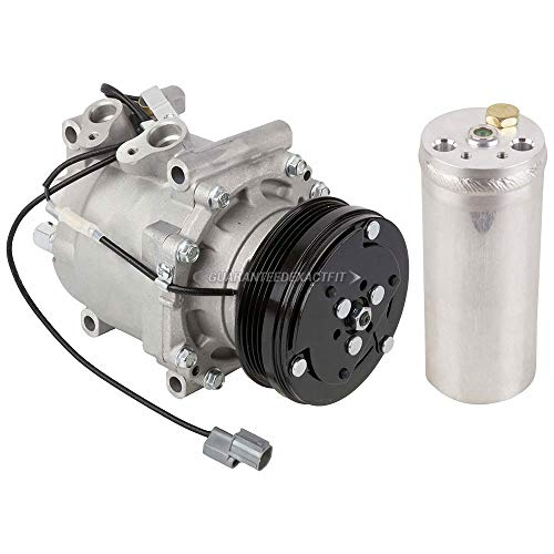 For Honda Civic & CR-V AC Compressor w/A/C Drier - BuyAutoParts 60-86287R2 NEW