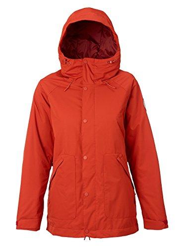 Burton Damen Eastfall Jacket Snowboardjacke, Bitters, M