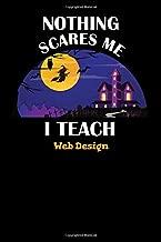 Nothing Scares Me I Teach Web Design: Halloween Planner October 2019-2020 - 6