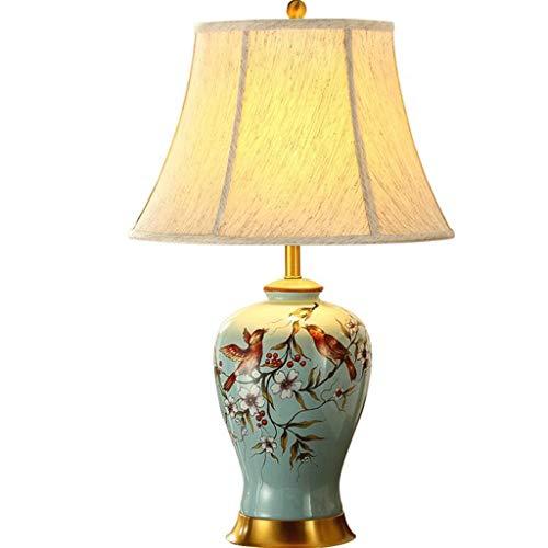Bedlampje slaapkamer tafellamp, bedlampje woonkamer study kantoorverlichting warme decoratieve tafellamp E27 hotel lichten Small