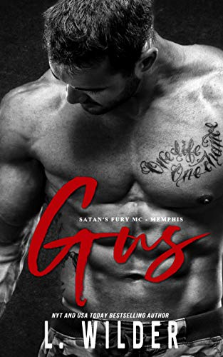 Gus: Satan's Fury MC- Memphis (Satan's Fury MC-Memphis Book 6) (English Edition)