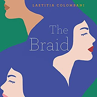 The Braid audiobook cover art