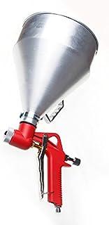 comprar comparacion 221470 Tolva Alimentador Exterior 1-1/2 Galón Textura Pintura Pistola Pulverizadora Taza de Aluminio