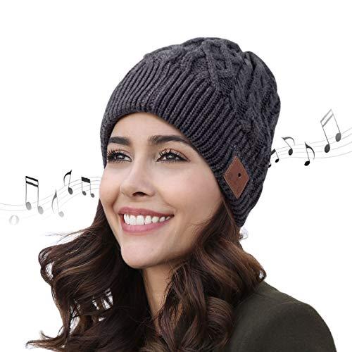 Baagialdic Enjoybot Bluetooth-Mütze mit...