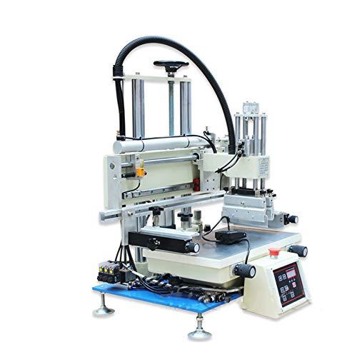 QWERTOUR Máquina de impresión de Pantalla Digital, máquina de impresión semiautomática de Pantalla, máquina de impresión de Pantalla