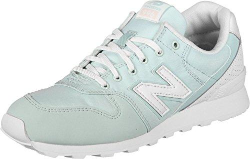 New Balance Damen WR996-PG-D Sneaker, Grün (Mint/weiß Mint/weiß), 36 EU