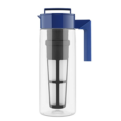 Takeya Iced Tea Maker with Patented Flash Chill Technology...