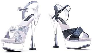 Ellie Shoes Women's C-Janie Platform Sandal