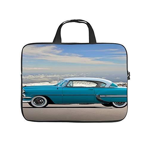 Neoprene Sleeve Laptop Handle Bag Handbag Notebook Case Cover 1954 Chevrolet Bel Air Two-Door Hardtop Portable MacBook Laptop/Ultrabooks Case Bag Cover 12 Inch