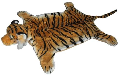 Einkaufszauber Dinner for one Tiger braun