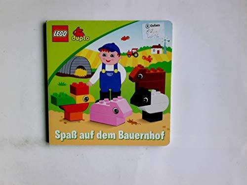 Lego Duplo. Spaß auf dem Bauernhof.
