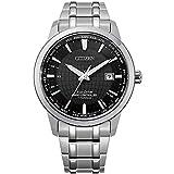 Citizen - Reloj cronógrafo para hombre con radio controlada informal, cód. CB0190-84E