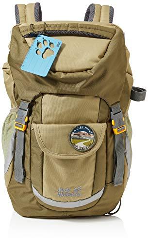 Jack Wolfskin Unisex Jugend Explorer 20 Rucksack, Khaki, One Size