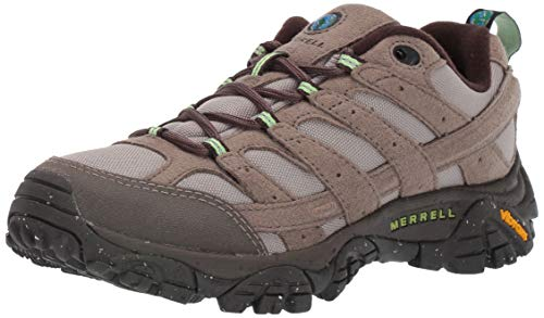 Merrell Women's Moab 2 Vegan Hiking Shoe, Brindle, 06.0 M US